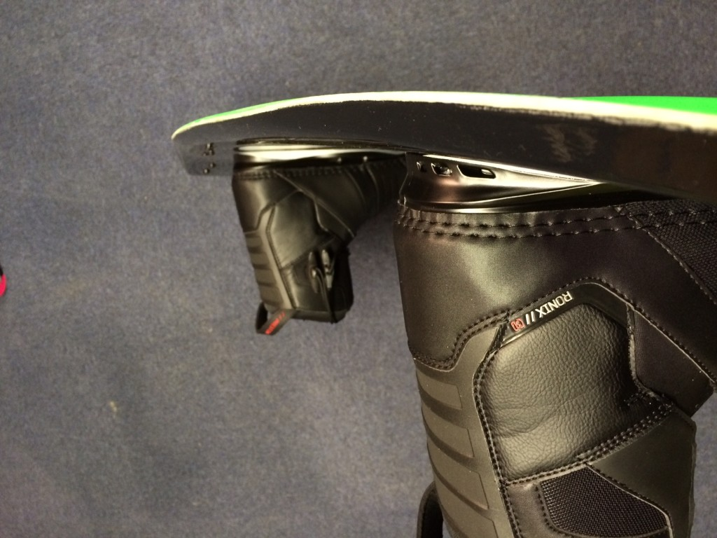 Ronix One Modello a with 3-stage/late rocker.