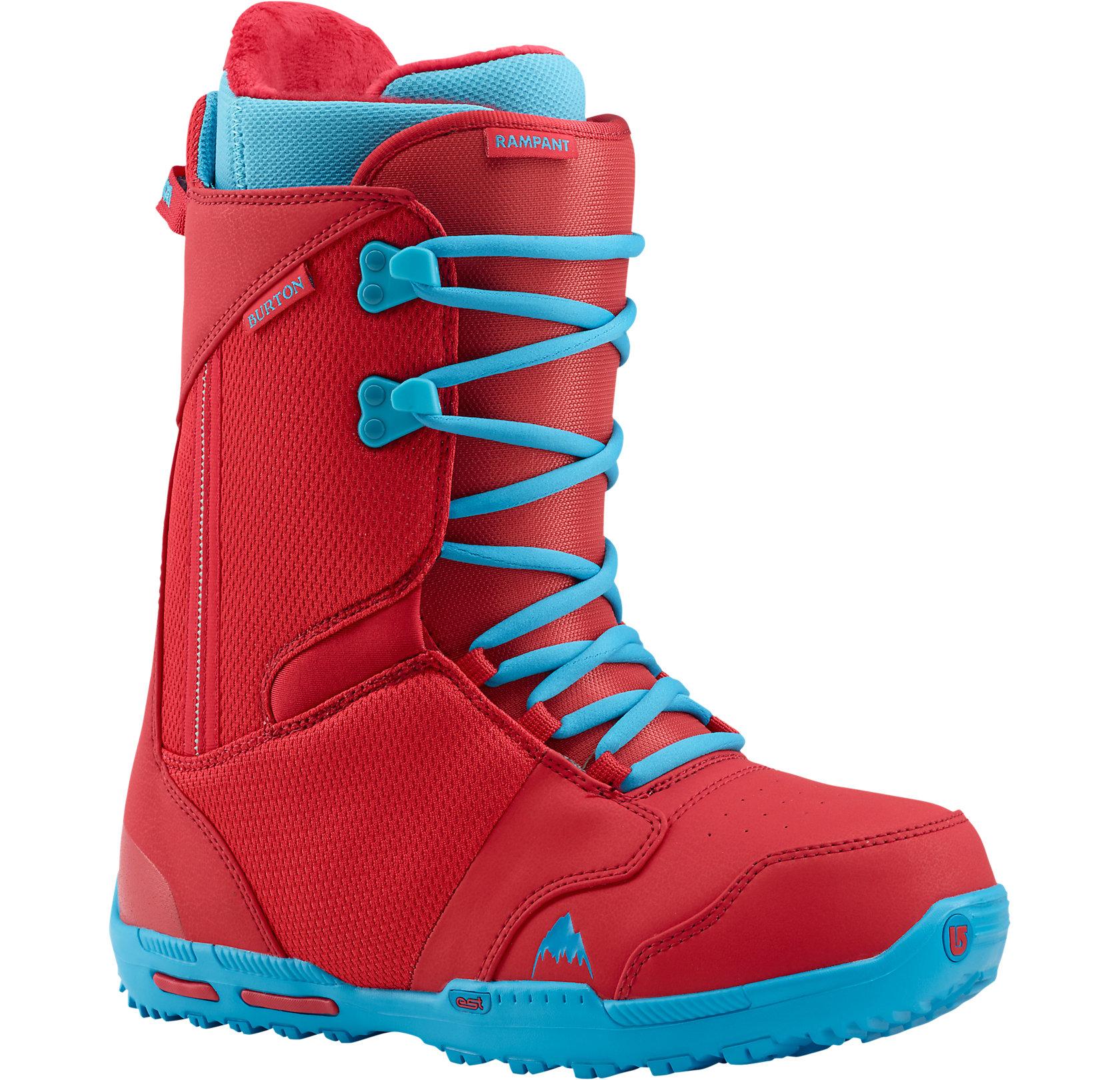 burton pampant snowboard boot