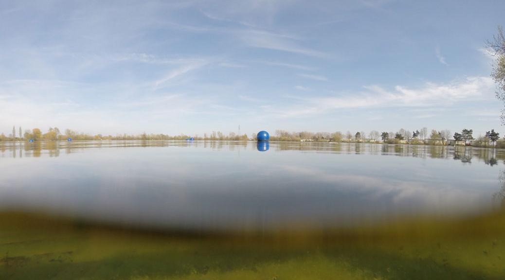 lake above below surface