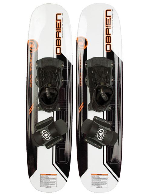 obrien pro trac trick water skis