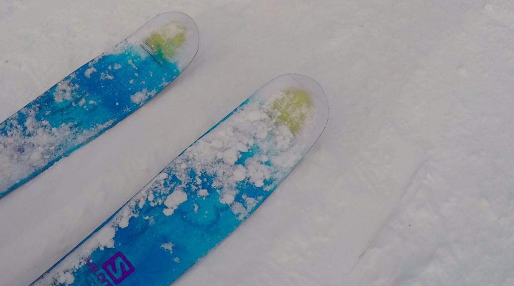 salomon q-83 skis