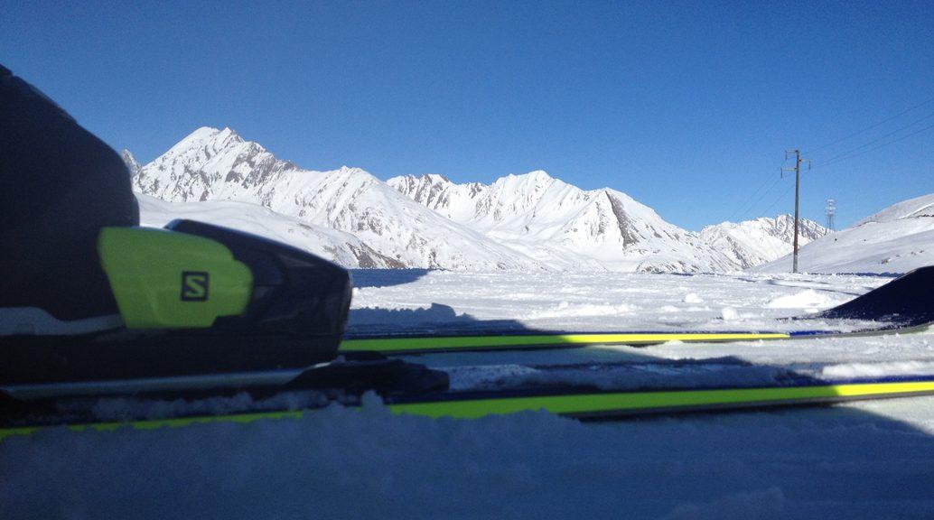 new salomon xdr skis