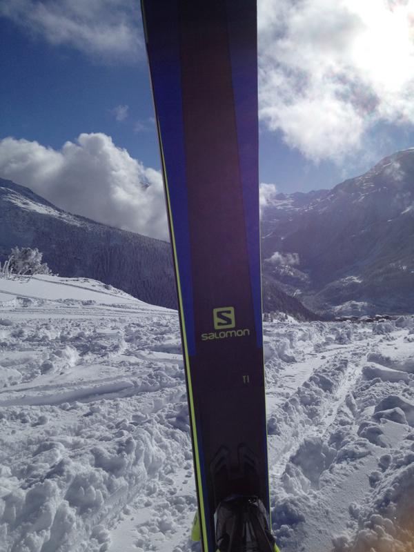 salomon xdr 80 Ti skis