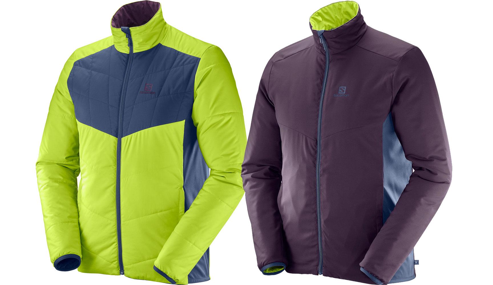 salomon drifter mid-layer jacket