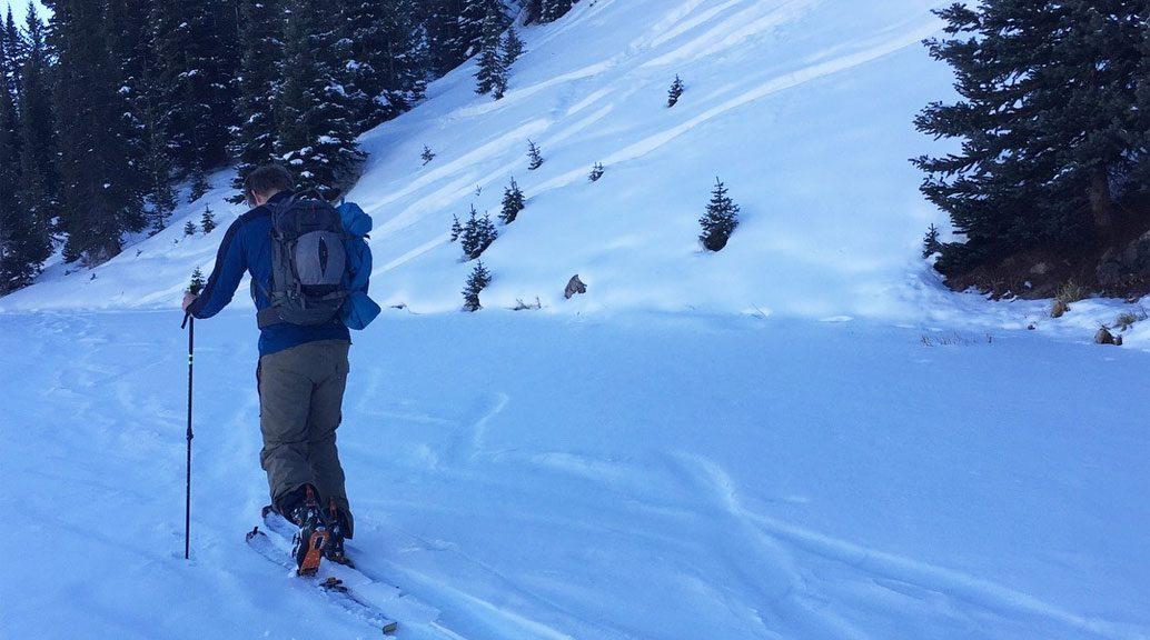 ski touring vail Colorado