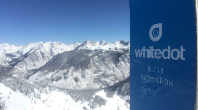 whitedot ragnarok skis