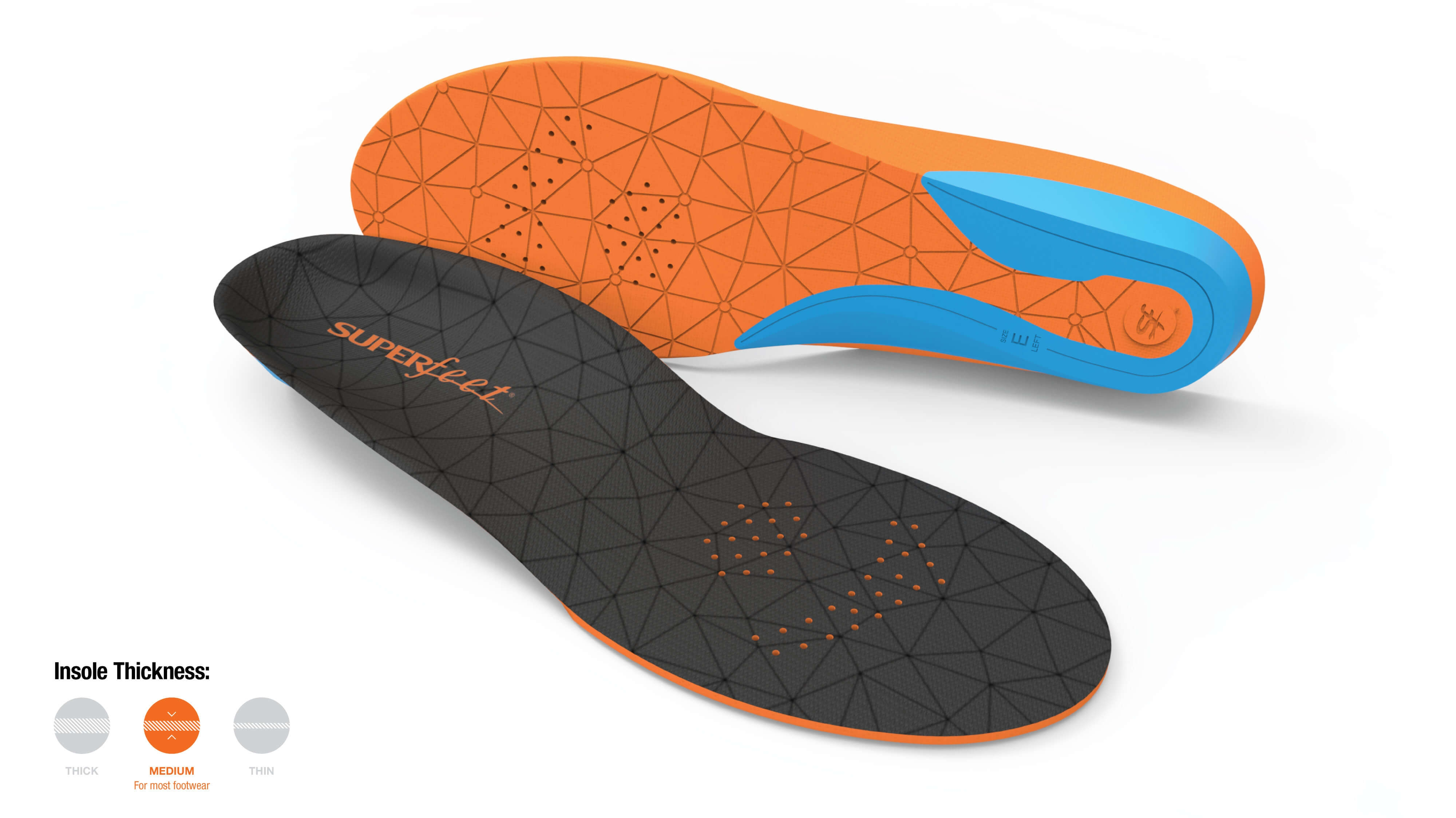 superfeet flex footbeds