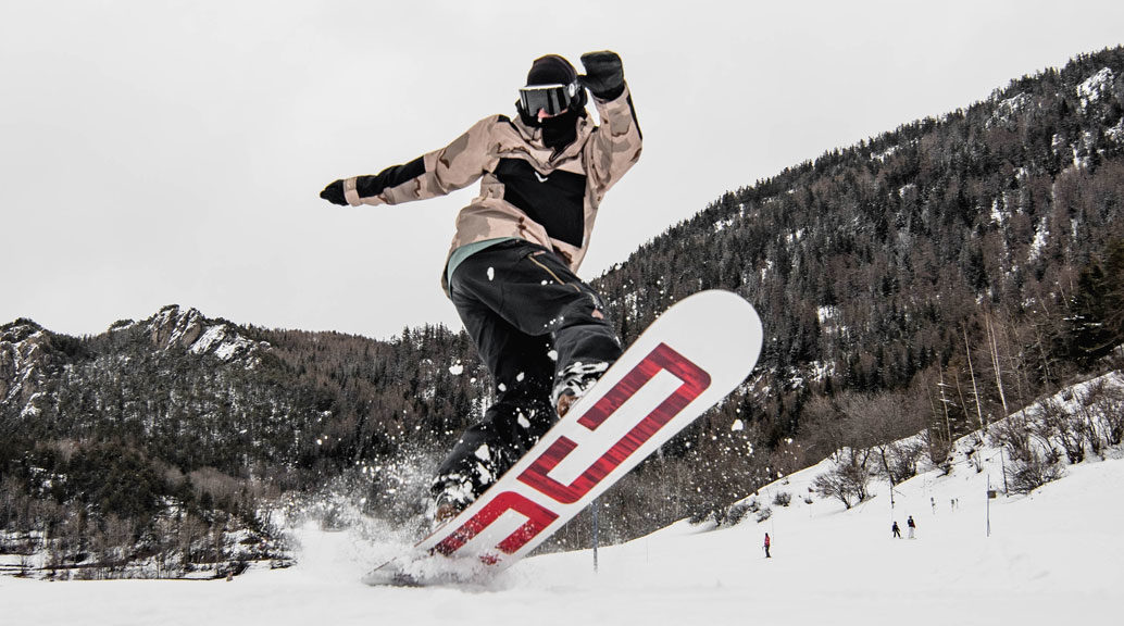 gb snowboarder sam turnbull