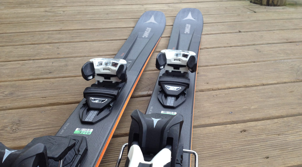 atomic vantage 97 ti skis