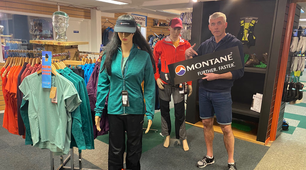 clothing from montane
