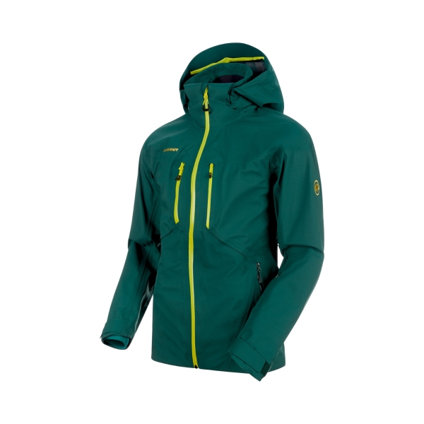 release date in stock fresh styles Mammut Stoney Dark Teal Snow Jacket 2019 - £279.29 - in stock at ...