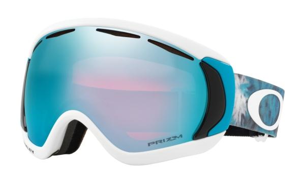 4986a86493fd Oakley. Oakley Canopy Tranquil Flurry Poseidon Prizm Snow Sapphire Iridium  Snow Goggles 2019