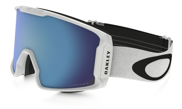 205a8def74f Oakley Line Miner Matte White Prizm Sapphire Iridium Inferno Lens Snow  Goggles - £214.99 - in stock at Tallington Lakes Pro Shop