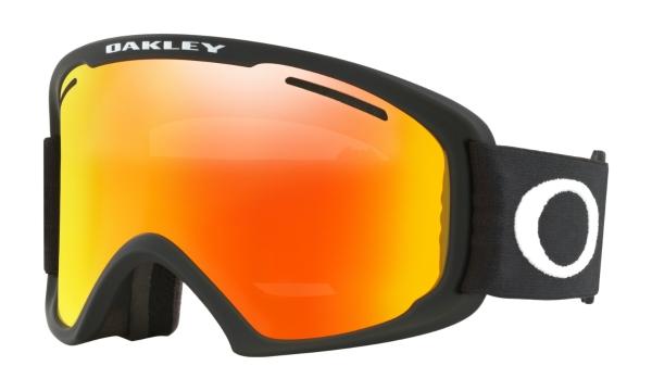 1342787a9d5a Oakley O Frame 2.0 XL Matte Black Fire Iridium Snow Goggles 2019 ...