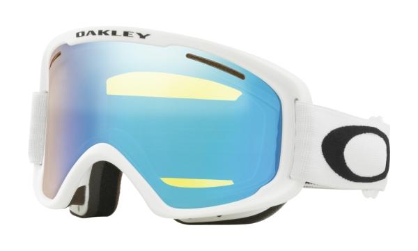 03ae13d48 Oakley O Frame 2.0 XM Matte White Hi Yellow Iridium Snow Goggles ...