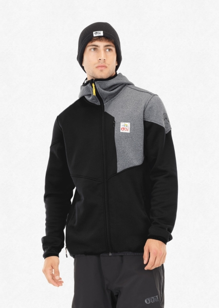 2cac66be823a Picture Astral Black Fleece Jacket - £129.99 - in stock at ...