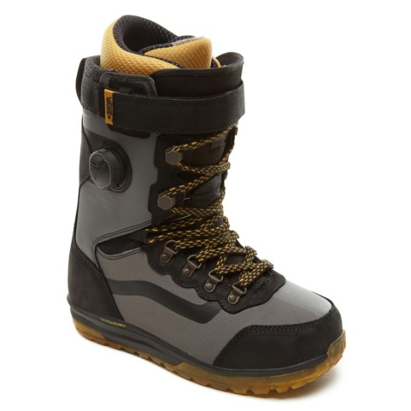 863a1499cb Vans Infuse Black Grey Snowboard Boots 2019: UK 10