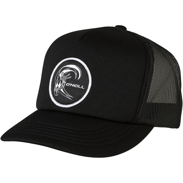 4515d87a8e9f8a ONeill Trucker Black Out Cap - £17.49 - in stock at Tallington Lakes ...