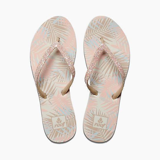 5e55966f5 Reef Womens Stargazer Prints Natural Tropics Sandals - £24.99 - in ...