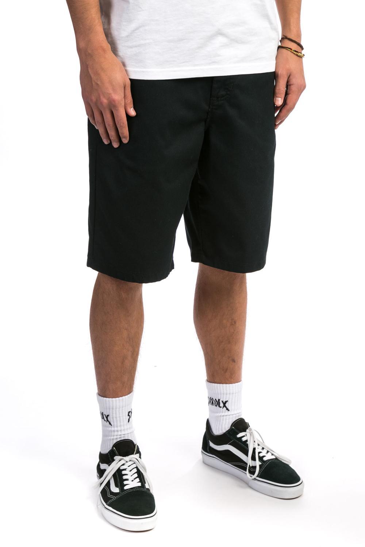judío Viaje Descartar  Vans Authentic Stretch Black 20 Work Shorts: 36 - £41.99 - in stock at  Tallington Lakes
