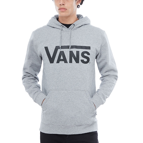 bdb28d612a Vans Classic Concrete Heather Pullover Hoody - £41.99 - in stock at ...