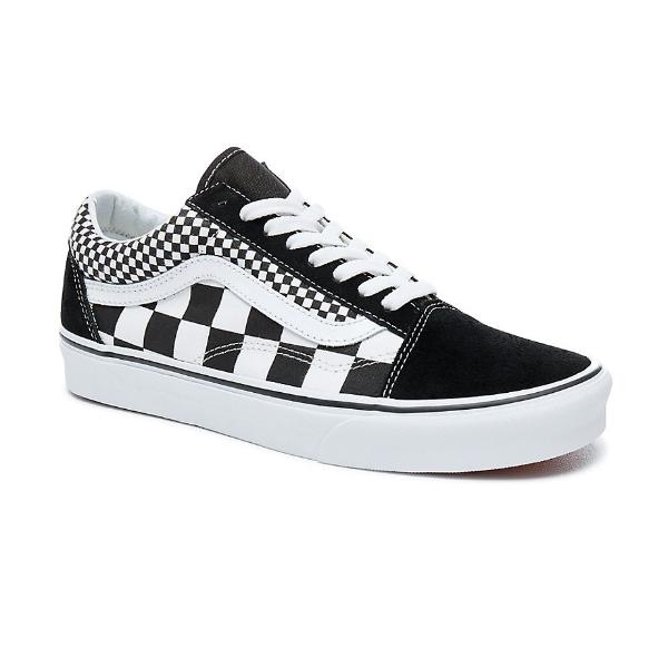 Vans UA Old Skool Black White Checker
