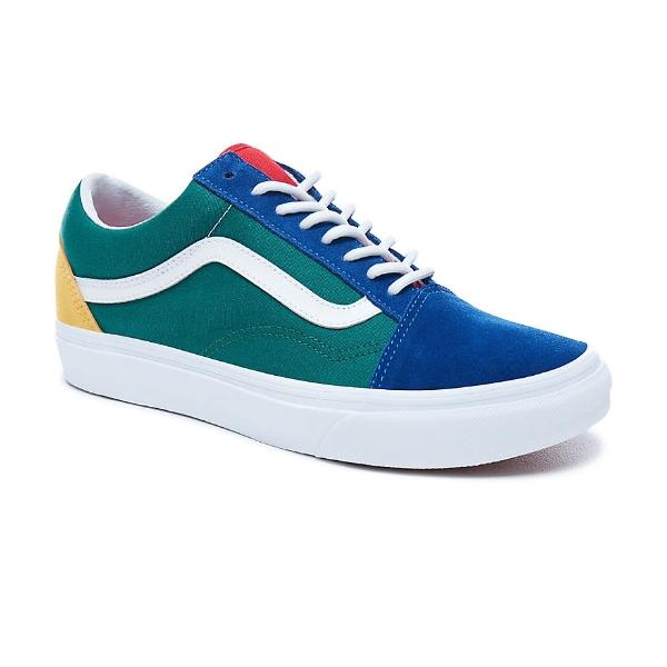 colour vans
