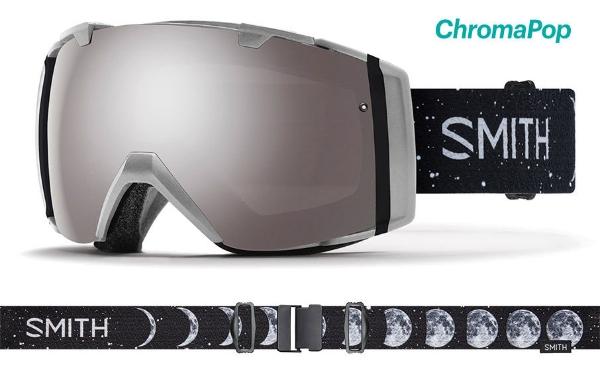 fe342b334227 Smith Optics. Smith I O Angel Collinson AC ChromaPop Sun Platinum Mirror  Snow Goggles 2018