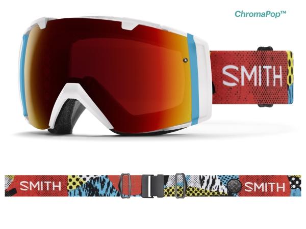 d72c542d05ee3 Smith I O Burnside ChromaPop Sun Red Mirror Snow Goggles - £159.99 ...