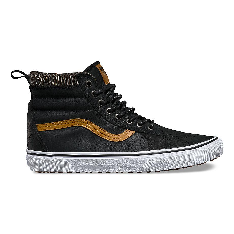 b1cc98bcd1 Vans Black Tweed SK8-Hi MTE Shoes - £79.99 - in stock at Tallington Lakes  Pro Shop