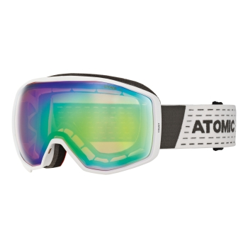 7d74b900f8ad Atomic Count Stereo White Snow Goggles