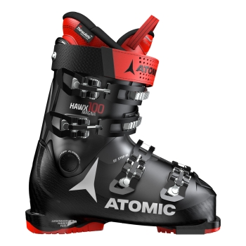 1d6bb32f2940 Atomic Hawx Magna 100 Black Red Ski Boots