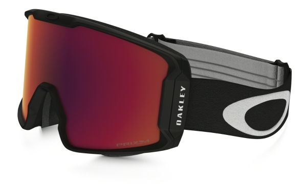 9555a238d803 Oakley Line Miner Matte Black Prizm Torch Iridium Inferno Lens Snow Goggles  - £214.99 - in stock at Tallington Lakes Pro Shop
