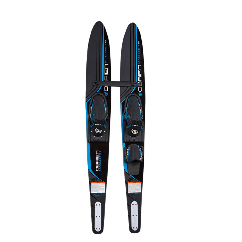 OBrien Junior Celebrity Combo Water Skis X7 Bindings